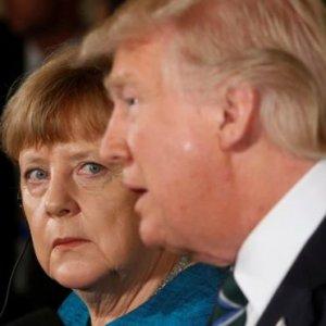 Merkel, Trump'a Türkiye'yi şikayet edince...