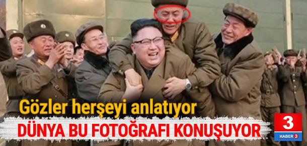Kuzey Kore lideri dünyayı şoke etti