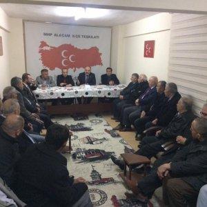 MHP teşkilatı kararını açıkladı