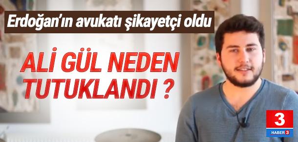 Ali Gül neden tutuklandı ?