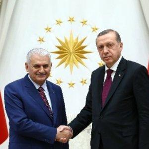 Erdoğan'dan AK Parti'ye referandum talimatı