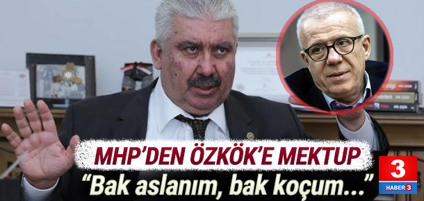 MHP'den gazeteci Ertuğrul Özkök'e açık mektup