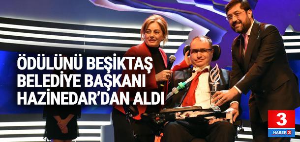 Beşiktaş'a 3 ödül birden