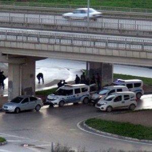 Suriyelilere film gibi operasyon