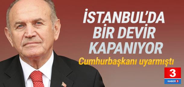 Topbaş, Erdoğan'ın uyarısından sonra harekete geçti