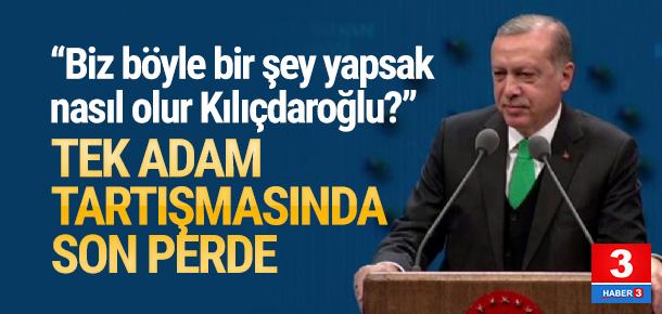 Erdoğan: İnönü tek adamdı
