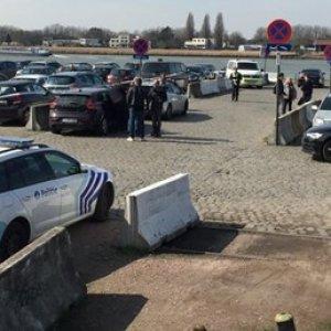 Belçika'da terör alarmı! Polis ve asker harekete geçti