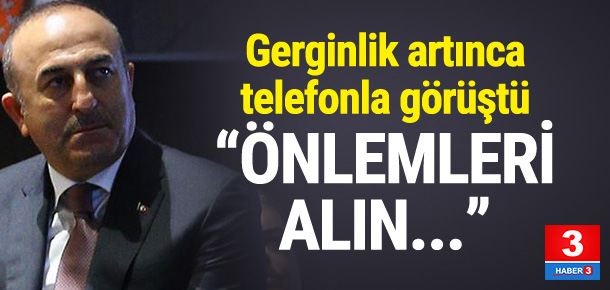 Bakan Çavuşoğlu Bulgar mevkidaşıyla görüştü