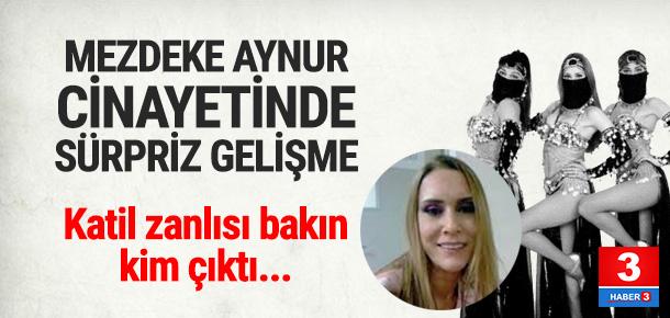 Mezdeke Aynur cinayetinde 1 yıl sonra sürpriz gelişme