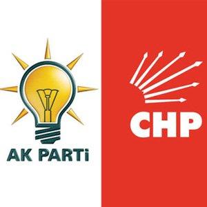 300 AK Partili, istifa edip CHP'ye katıldı