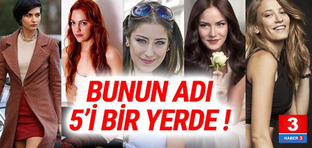 En güzel kadınlar listesine giren 5 Türk güzeli