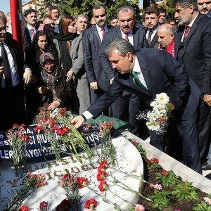 Muhsin Yazıcıoğlu aramızdan ayrılalı 8 yıl oldu