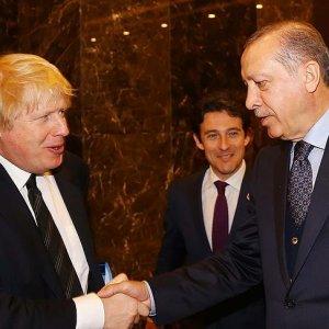 Cumhurbaşkanı Erdoğan'ın Avrupa'dan sürpriz konuğu