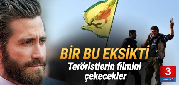 ABD'den bir skandal daha: Hollywood'dan YPG filmi!