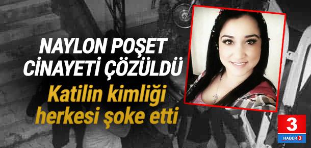 İzmir'deki poşetli cinayetin sırrı çözüldü