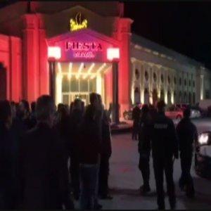 Serdar Ortaç'ın Bulgaristan konserinde büyük şok