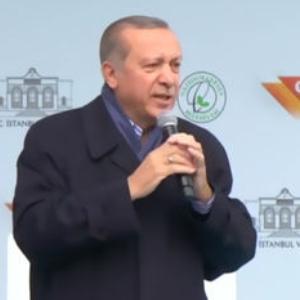 Erdoğan'dan yine olay olacak ''Hayır'' çıkışı