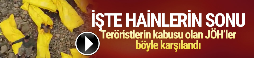 İşte Tunceli'de öldürülen teröristler