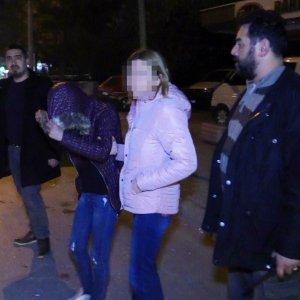 Fuhuştan yakalanan kadınlar itiraf etti