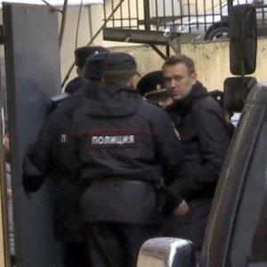 Rus muhalif lidere hapis şoku