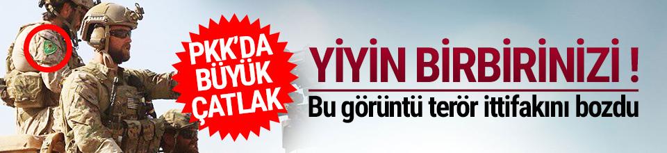 PKK'da büyük çatlak