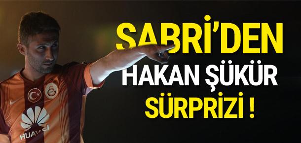 Sabri Sarıoğlu'nun sürpriz 11'i !
