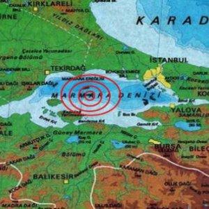 ''Marmara'da 7.2'lik deprem enerjisi var''