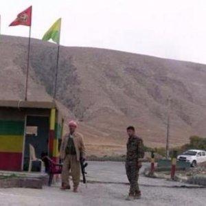 Terör örgütü PKK yeni Kandil'e iyice yerleşti !