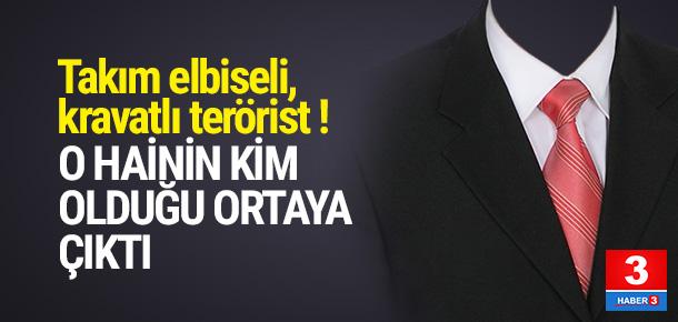 O teröristin kim olduğu ortaya çıktı