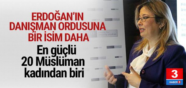 İşte Erdoğan'ın yeni başdanışmanı