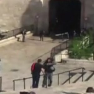 İsrail polisi, Filistinli kadını böyle öldürdü !