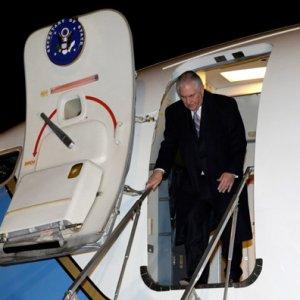 ABD Dışişleri Bakanı Türkiye'de