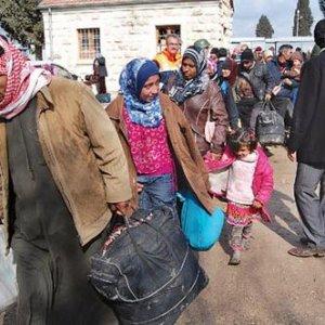 100 bin Suriyeli geri dönüyor
