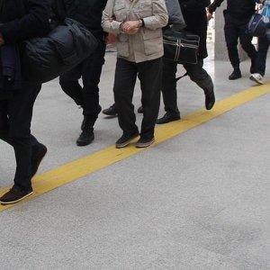 40 polis hakkında tutuklama kararı