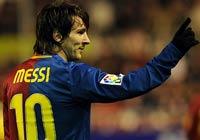 Messi'nin çocukluğu!
