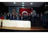 Ak Parti Merkez İlçe Başkanlığına Abdurrahman Dimez Seçildi