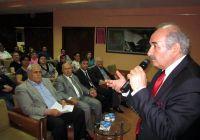 Kozanda 'siyaset Akademisi'