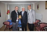 Anadolu Yakası Bayburt Kültür Ve Yardımlaşma Derneği Genel Başkanı Lütfü Silo Bgc Yi Ziyaret Etti