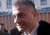 ''Sedat Peker, mafya babası''