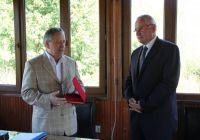 Sakarya Müftülüğü'nden Emekli Olan Personele Veda Programı Düzenlendi