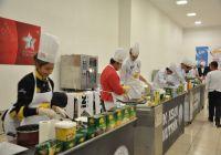 1. Ulusal Afyonkarahisar 7 Bölge 7 Lezzet Yemek Yarışması Başladı