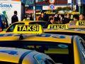 Darbedilen taksiciye ziyaret