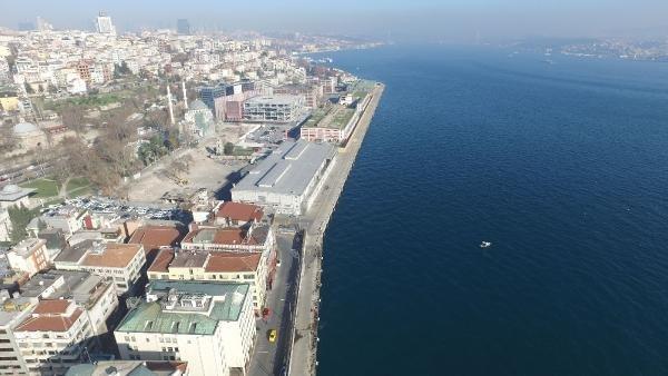 İstanbul'un kruvaziyer limanı bomboş