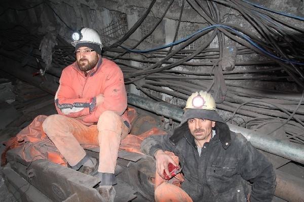 Açlık grevi yapan madencilerden kötü haber