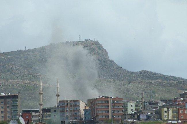 PKK'nın karargahları vuruluyor !