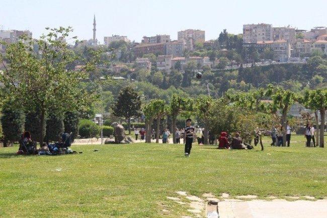 İzmir son 66 yılın en sıcak gününü yaşıyor