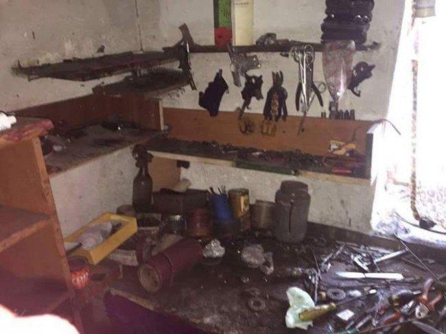 PKK'nın silah atölyesine operasyon: 2 terörist öldürüldü