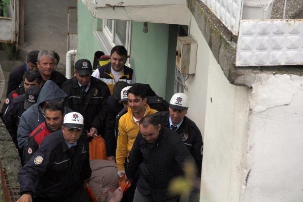 300 kiloluk tacizci tutuklandı