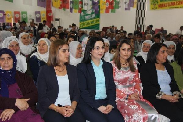 Yüksekdağ'dan Meclis için küstah sözler !