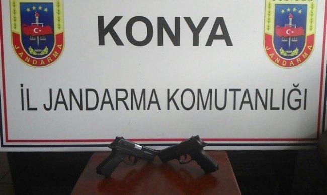 50 tane kalem görünümlü suikast silahı ele geçirildi !